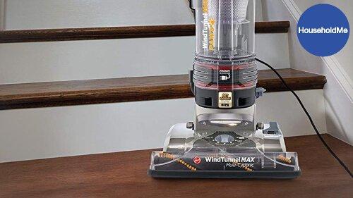 vacuum cleaner working principle