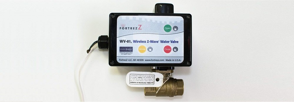 Why Should You Choose a Wireless Water Shut Off Valve