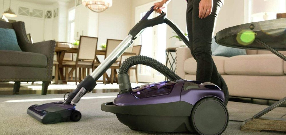 Top 5 Best Canister Vacuums For Carpets In 2019 Buyer S