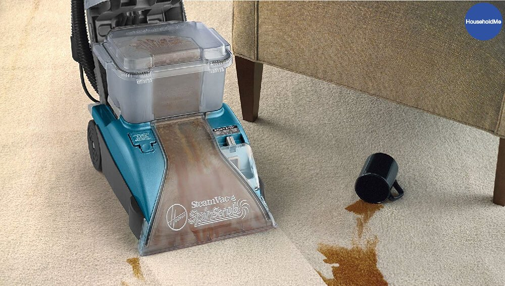 Steam Cleaner for Carpets