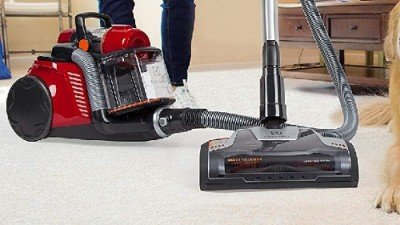 Best Reviews of Canister Vacuum Cleaners