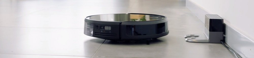 Robot Vacuum a Large Home