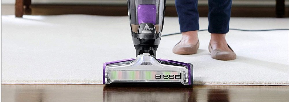 Is there a vacuum and carpet cleaner in one?