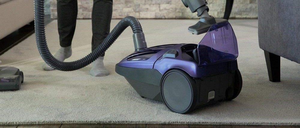 Canister Vacuum versus Upright Vacuum