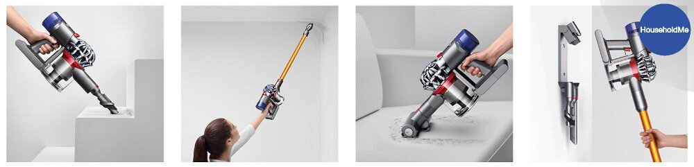 Dyson Stick Vacuum Comparison Chart Buyer S Guide