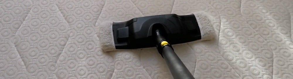 Steam Clean Mattress Mess