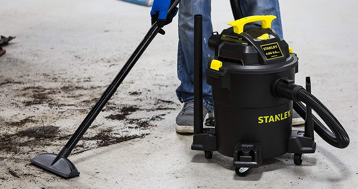 What is the Quietest Wet/Dry Vac?