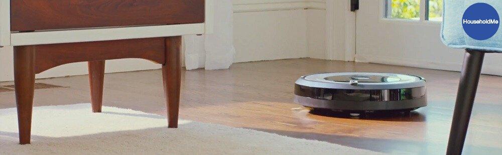 Robotic Vacuum for Thick Carpet