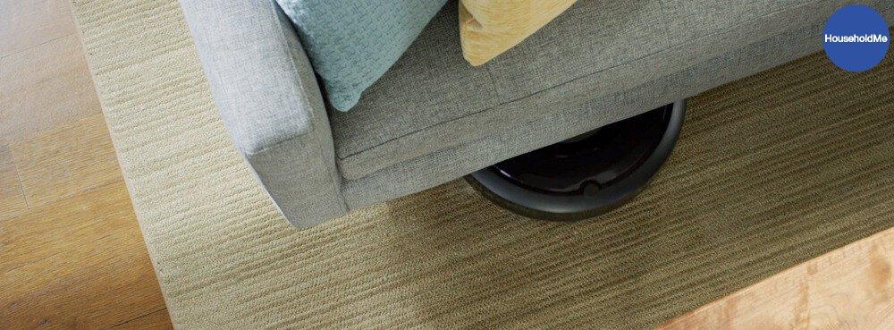 Robot Vacuum for Thick Carpet