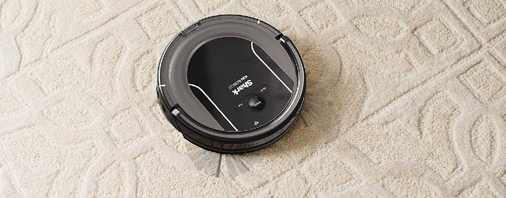4c2c83ee2388 Shark ION Robot Vacuum Cleaning System S87. For all the spots that the robot  can t reach