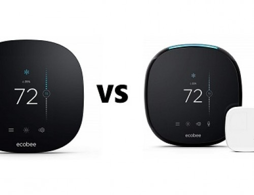 🥇 ecobee4 vs ecobee3 lite: Smart Thermostat Comparison