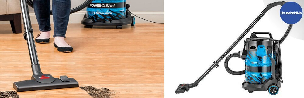 Bissell 2035A Power Clean WetDry Garage Vacuum Review