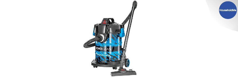 Bissell 2035A Power Clean Wet/Dry Garage Vacuum