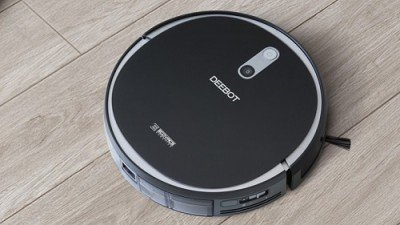 Ecovacs Deebot 711 Robot Vacuum Cleaner Review
