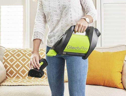 🥇 Gtech ATF301 Pro Bagged Cordless Vacuum Cleaner Review
