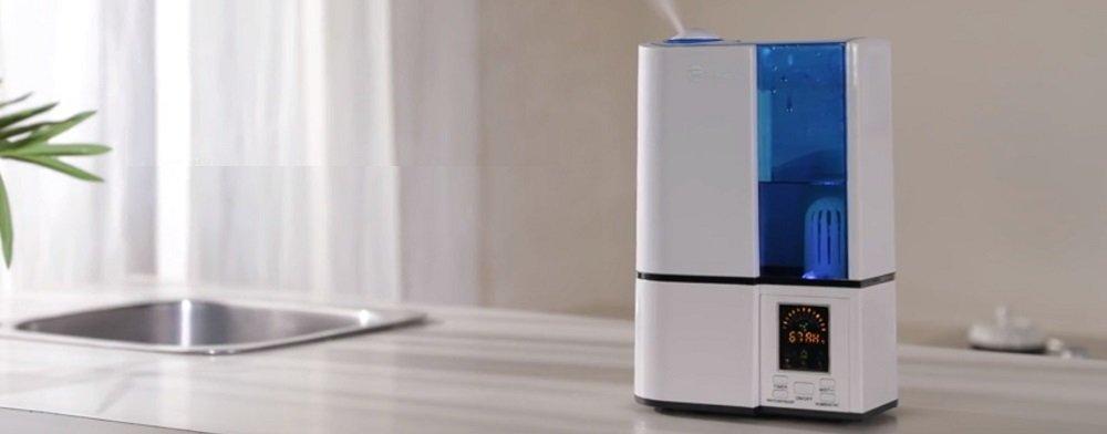 TaoTronics Cool Mist Ultrasonic Humidifier (4L)