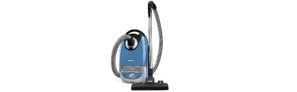 Miele Complete C2 Hard Floor Canister Vacuum With Rug & Floor Tool