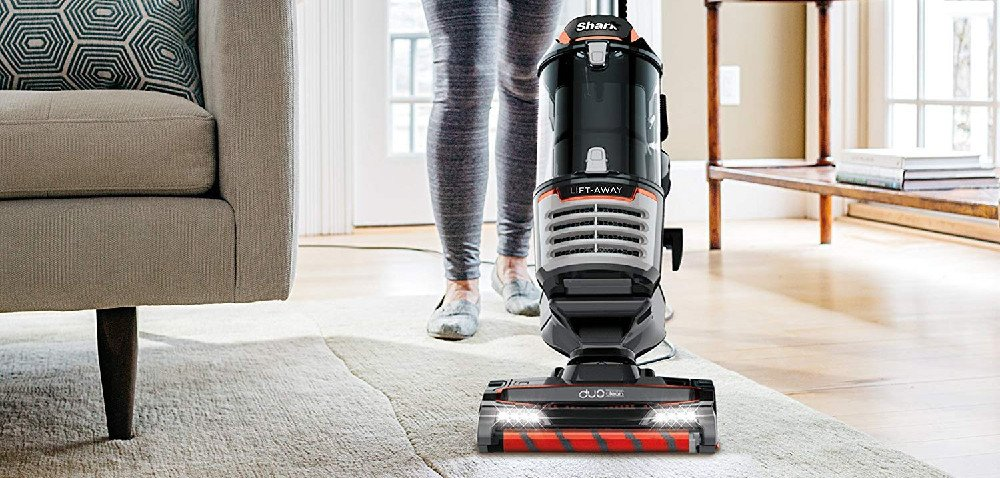 Shark DuoClean Lift-Away Speed Upright Vacuum (NV771) Review