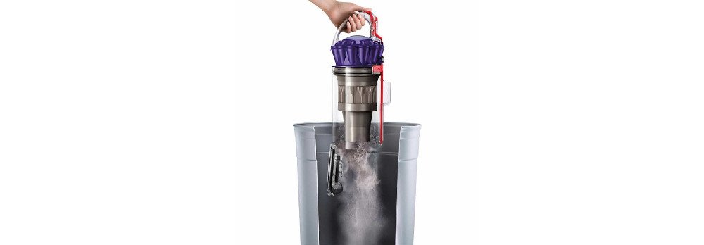 Dyson Ball Allergy Complete Upright Vacuum (Formerly the DC65) Review