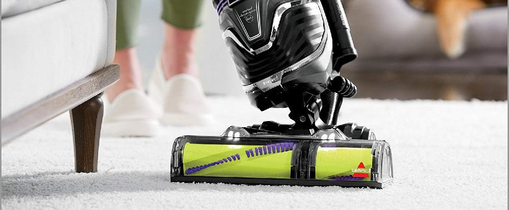 Upright Vacuum for Carpets