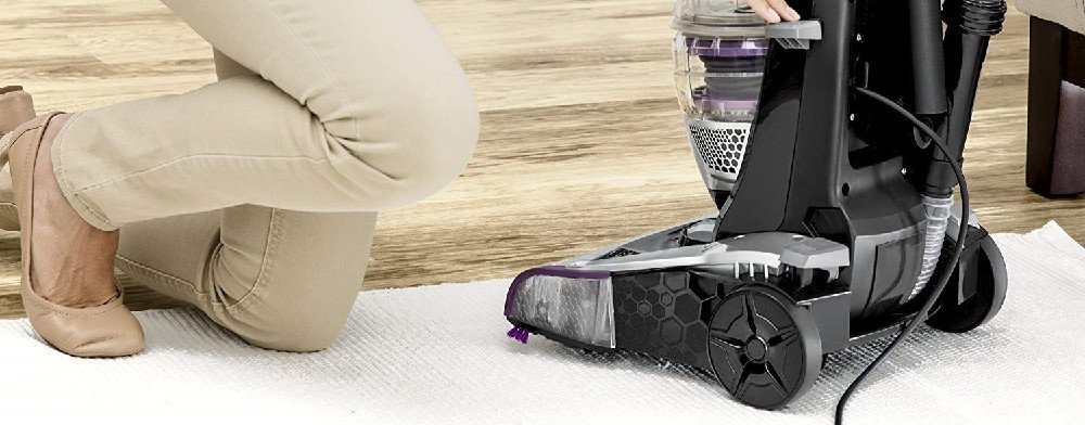 Which vacuum cleaner is best for carpets?