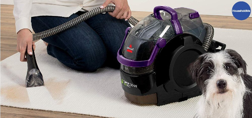 Bissell Spotclean Pet Pro Portable Carpet Cleaner 2458 Review