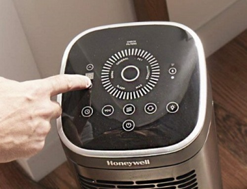 🥇 Honeywell Bluetooth Smart AirGenius 6 Air Cleaner Review