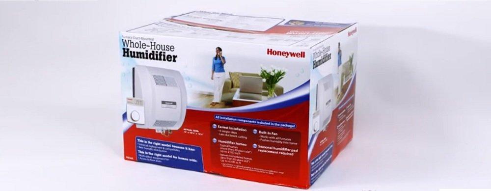 Honeywell HE360A Whole House Humidifier