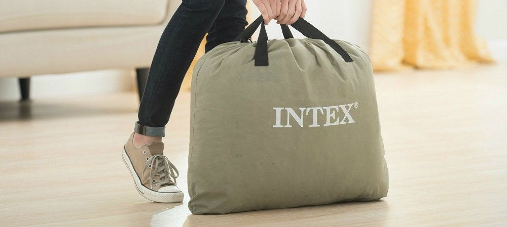 Intex Comfort Plush Elevated Dura-Beam Airbed Review