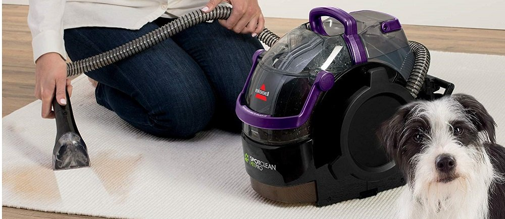 What is the Best Spot Cleaning Machine for Carpets?