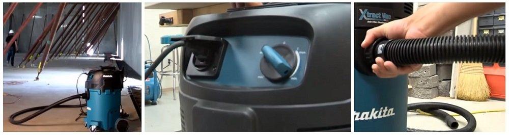 Makita VC4710 Wet/Dry Vacuum Review