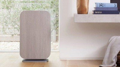 Alen BreatheSmart 45i HEPA Air Purifier with Pure Filter