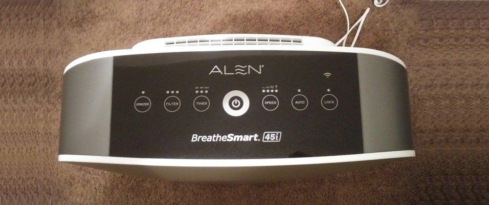 Alen BreatheSmart 45i HEPA Air Purifier