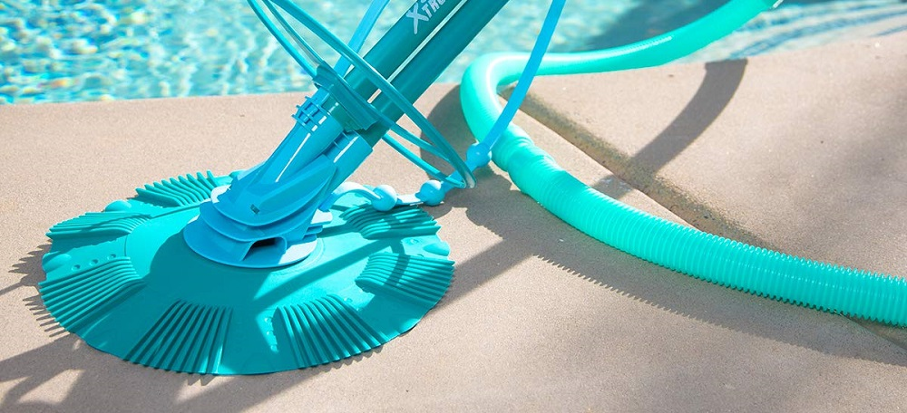 XtremepowerUS 75037 Climb Wall Pool Cleaner