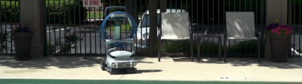 Dolphin C-Series Robotic Pool Cleaner