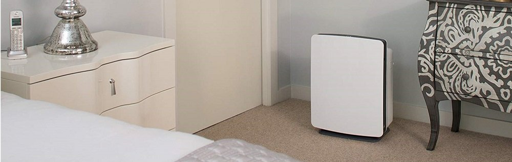 Air Purifier in a Room