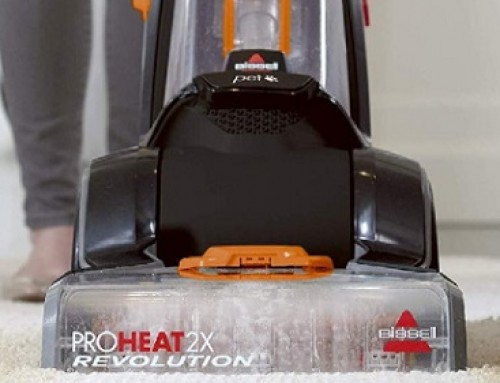 🥇 BISSELL ProHeat 2X Revolution Pet Carpet Cleaner 1548F Review