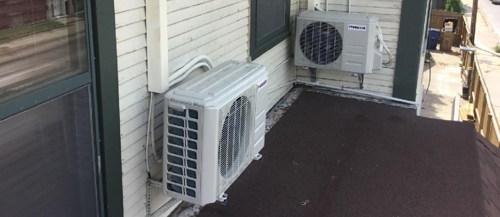 Airco and Heat Pump