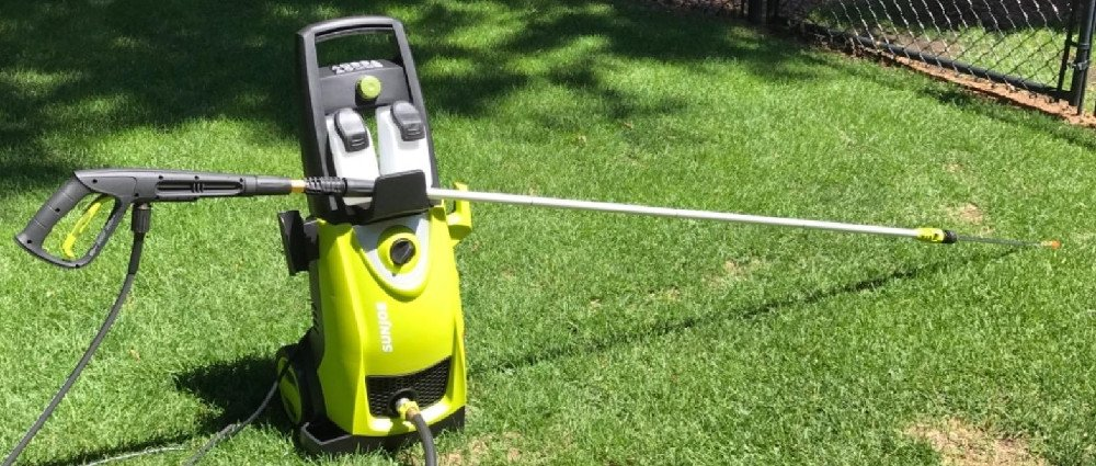 Electric Pressure Washer for Driveways