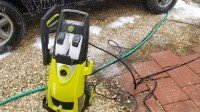 Best Electric Pressure Washer for Driveways