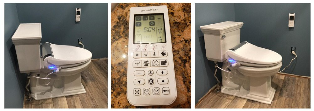 Pleasing Biobidet Bliss Bb2000 Vs Bio Bidet Slim Two Smart Toilet Caraccident5 Cool Chair Designs And Ideas Caraccident5Info