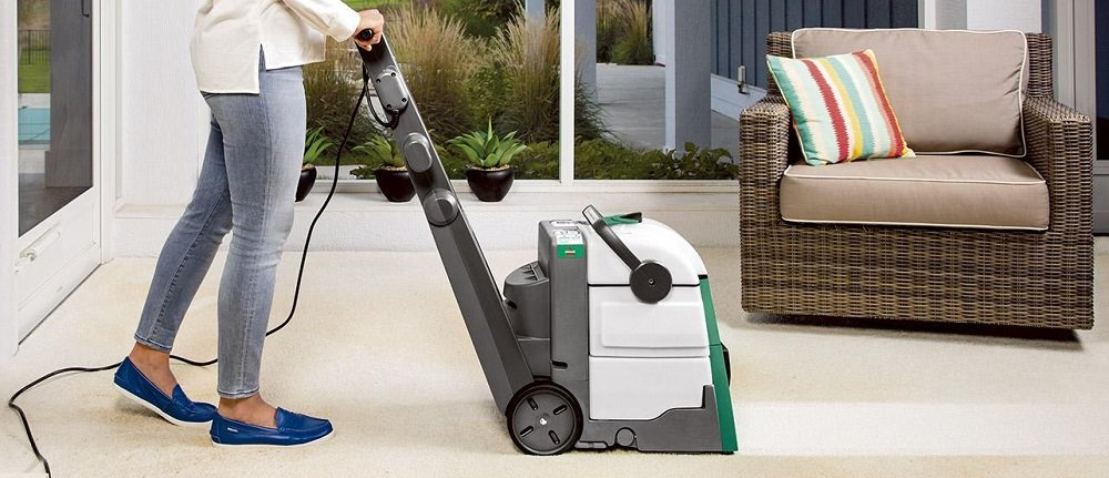 Bissell 1548F vs. Bissell Big Green 86T3