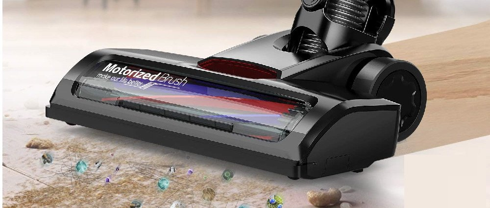 GOOVI Stick Vacuum Cleaner Review