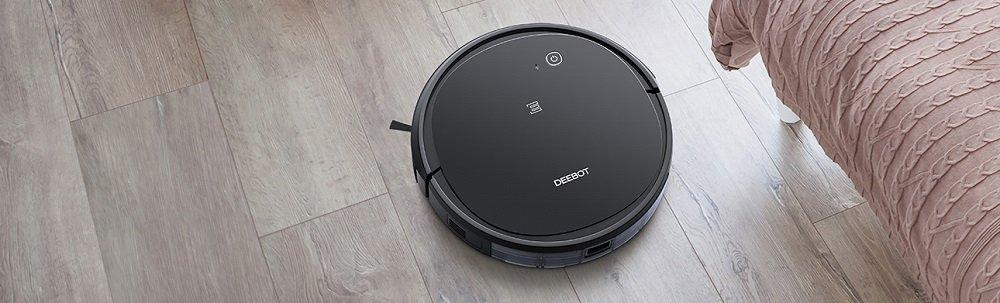 Ecovacs Deebot 500 Robotic Vacuum Cleaner Review