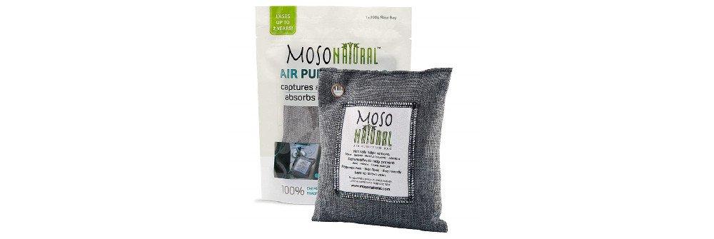 Moso Natural Air Purifying Bag Review Comparison