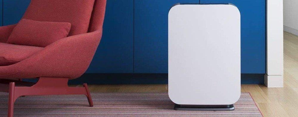 Modern Air Purifier White