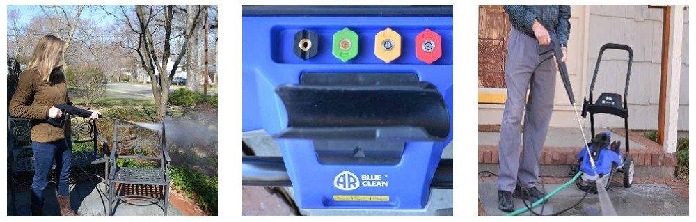 AR Blue Clean Electric Pressure Washer (AR2N1)