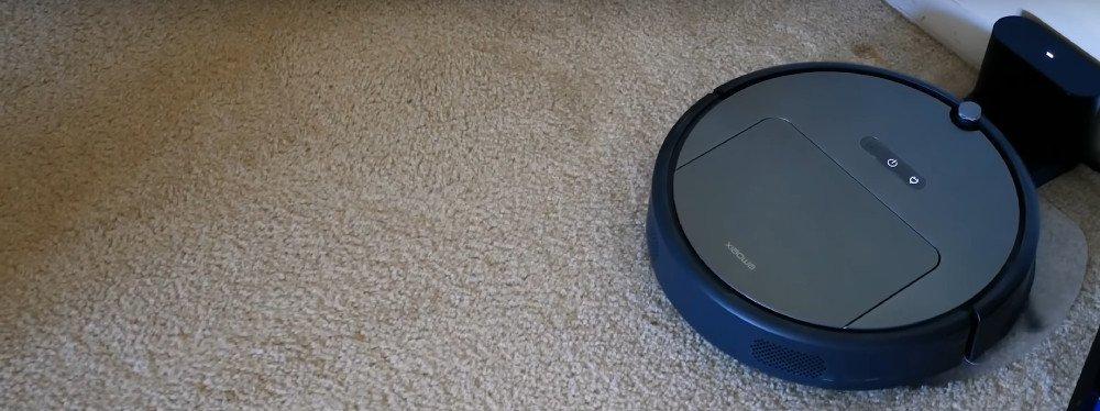 Review of the Roborock E35 Robot Vacuum