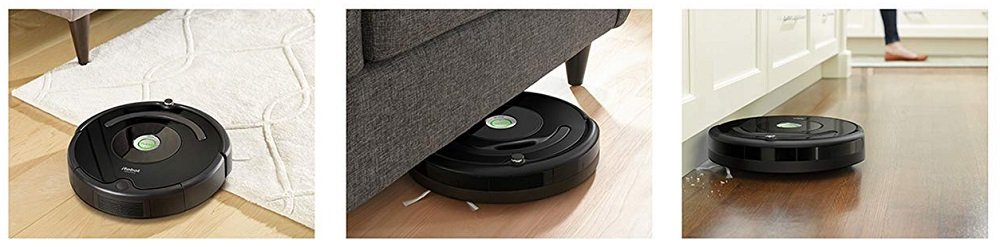 Eufy RoboVac 11S Max vs. iRobot Roomba 675