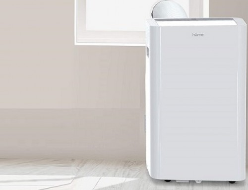 🥇 hOmeLabs 14,000 BTU Portable Air Conditioner Review